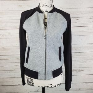 Juicy Couture Black & Grey  Track Jacket